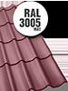MAT_tigla_metalica_clasica_3005_RAL