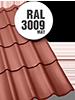 MAT_tigla_metalica_clasica_3009_RAL