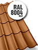 MAT_tigla_metalica_clasica_8004_RAL