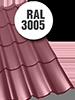 tigla_metalica_clasica_3005_RAL