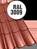 tigla_metalica_clasica_3009_RAL