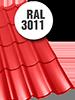 tigla_metalica_clasica_3011_RAL